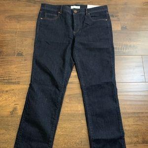 NWT - Loft Modern Straight Jeans